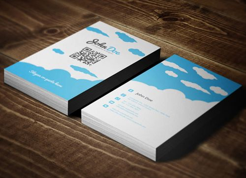 Template - Business Card # 3