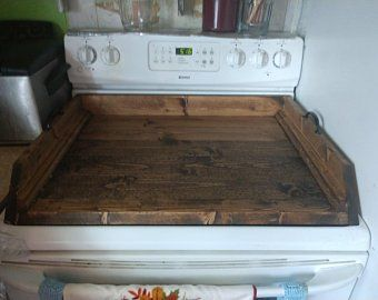 Stove Top Cover   Etsy   Stove top cover, Sink sizes ...