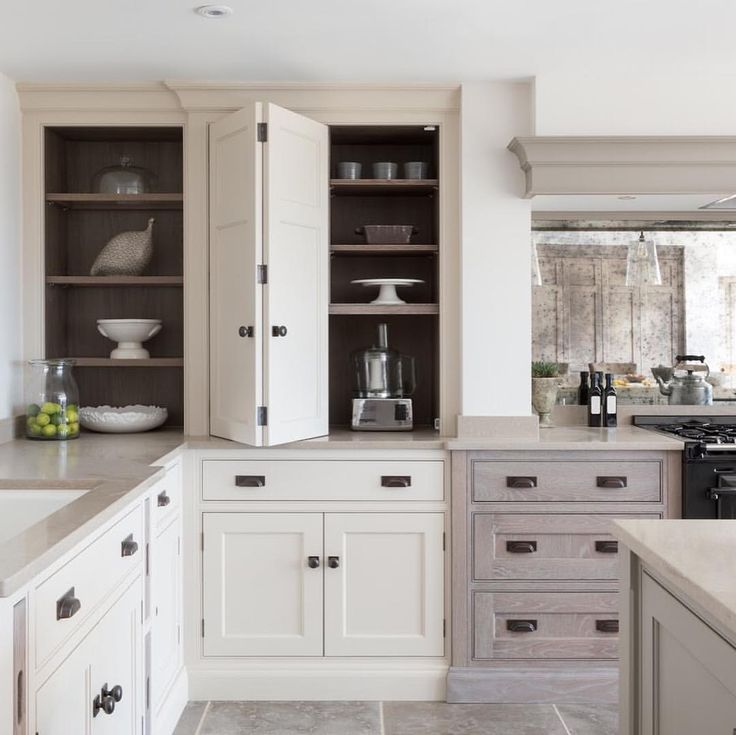 The Brilliance Of The Bi-fold Countertop Door In All Its