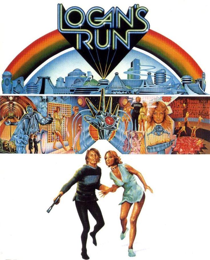 logan's run | Plan Space from Outer Nine: Logan's Run