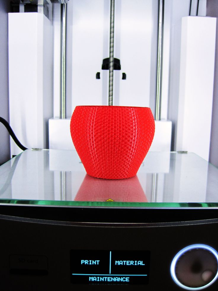 tealight 3D printed www.smart3dprint.nl