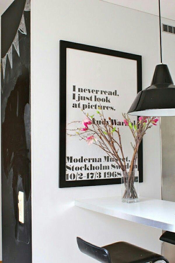 Lamina de andy warhol homedecor pinterest warhol and for Casa miroir rond