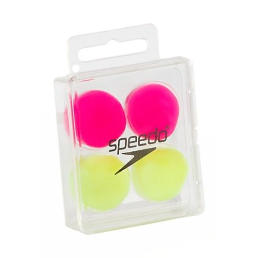 Image for Silicone Ear Plugs from Speedo USA