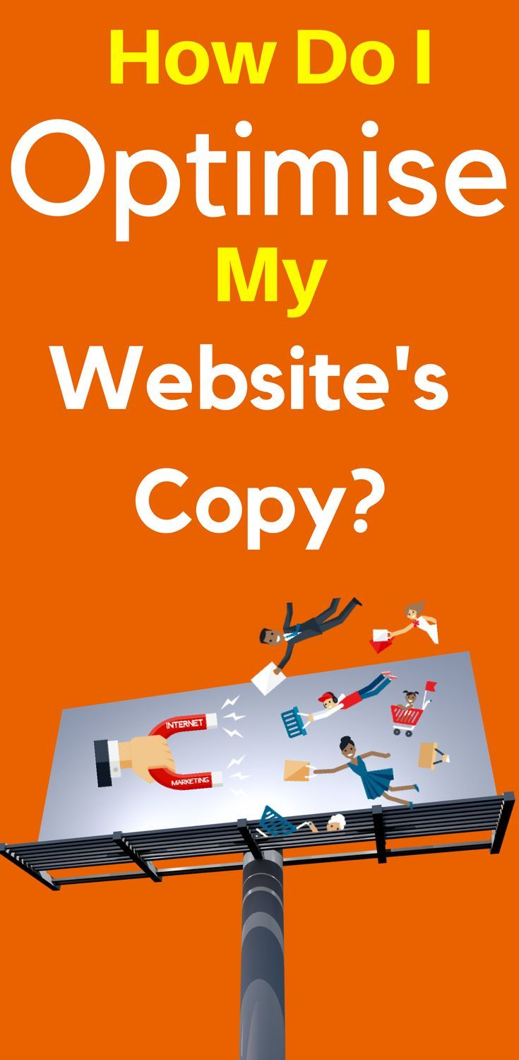 How Do I Optimise My Website's Copy? So, how do you #optimise your #website #copy to ensure it's quick and easy to digest for your visitors? It doesn't need to be that complicated...