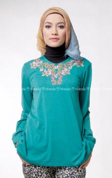 AISYA TOP - ARINA SKIRT - Pusat penjualan koleksi fashion hijab jilbab kerudung busana muslim Dena Apparel terbaru online shop store http://goo.gl/0Mlh7H