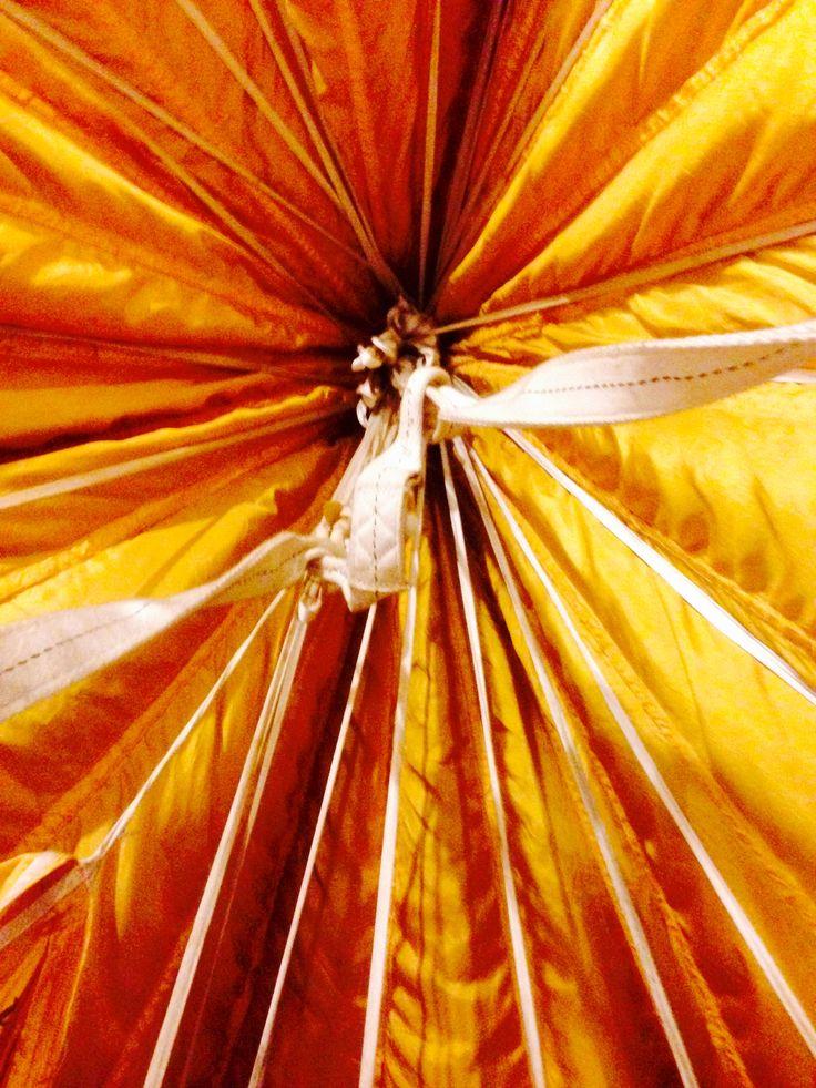 Bastonge, WO2 parachute