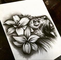 1000  idee su Tatuaggi Fiori Di Giglio su Pinterest | Tatuaggio gigli ...