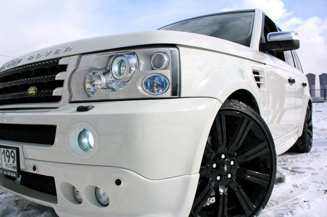 Range Rover Sport...this is GORGEOUS!!!!