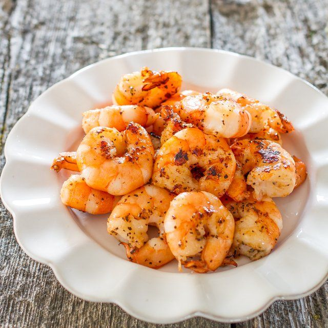 Spicy Black Pepper Shrimp with Udon Noodles | Recipe