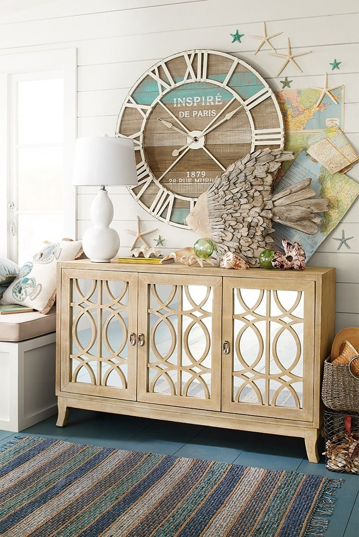 Best Images About Bring The Beach Home On Pinterest - Pier 1 living room