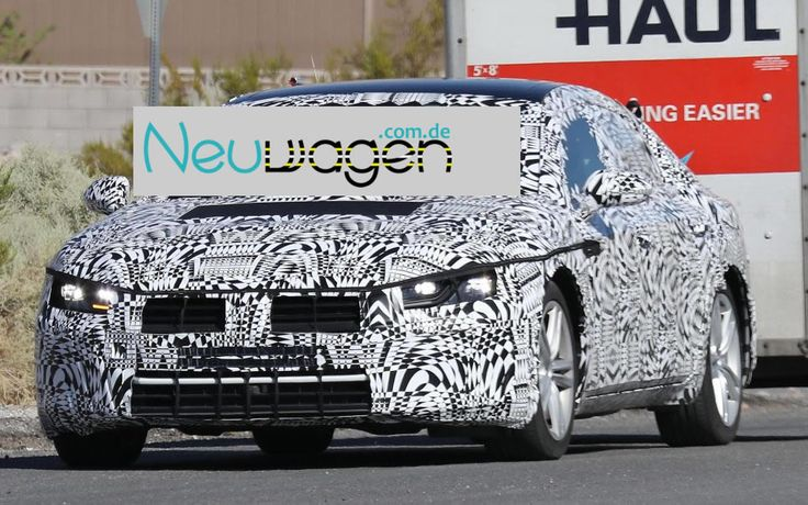 Wann erscheint der neue Volkswagen CC 2018