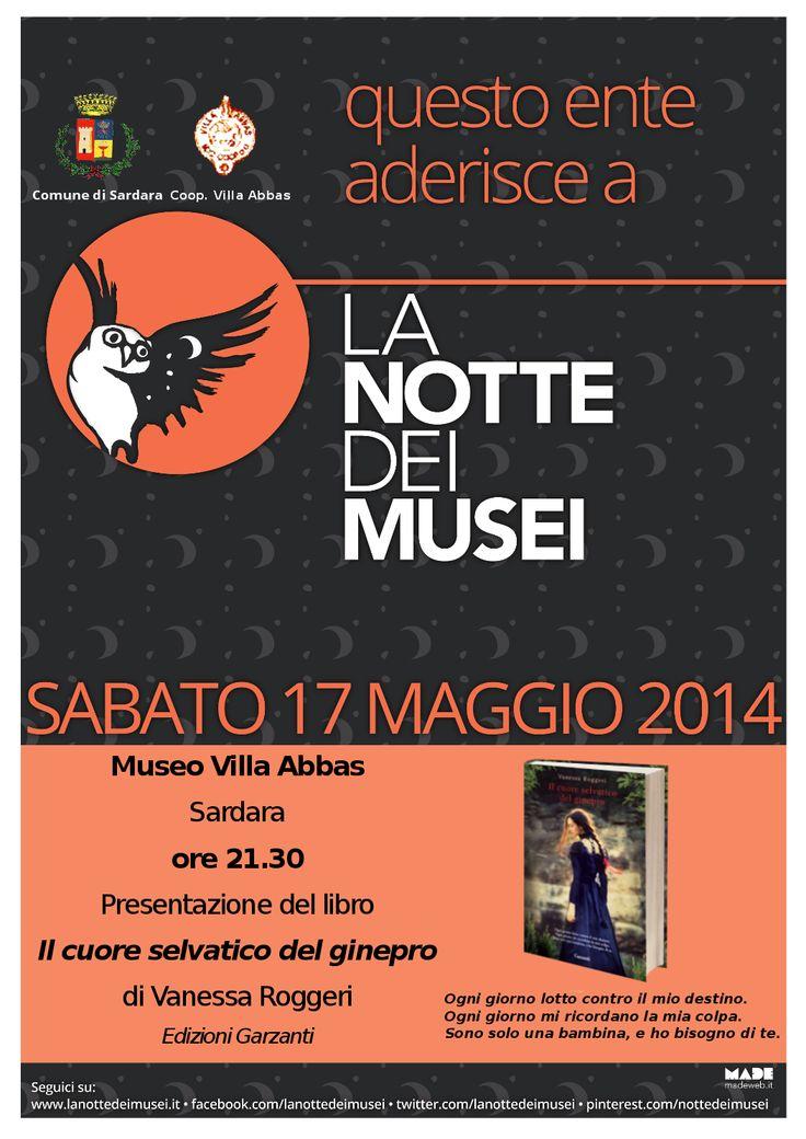 La Notte dei Musei a Sardara #ndm14 #ndm14italia #mediocampidano