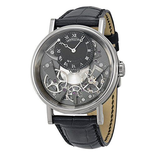 Breguet Tradition Black and Grey Skeleton Dial 18kt White Gold Black Leather Mens Watch 7057BBG99W6 https://www.carrywatches.com/product/breguet-tradition-black-and-grey-skeleton-dial-18kt-white-gold-black-leather-mens-watch-7057bbg99w6/ Breguet Tradition Black and Grey Skeleton Dial 18kt White Gold Black Leather Mens Watch 7057BBG99W6  #hamiltonskeleton #luxurywatches #mensluxurywatches #skeletonwatch #whitewatchesformen