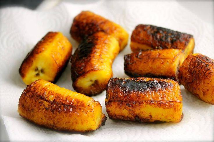 Sabores de mi niñez: Plátanos en dulce con clavitos de olor