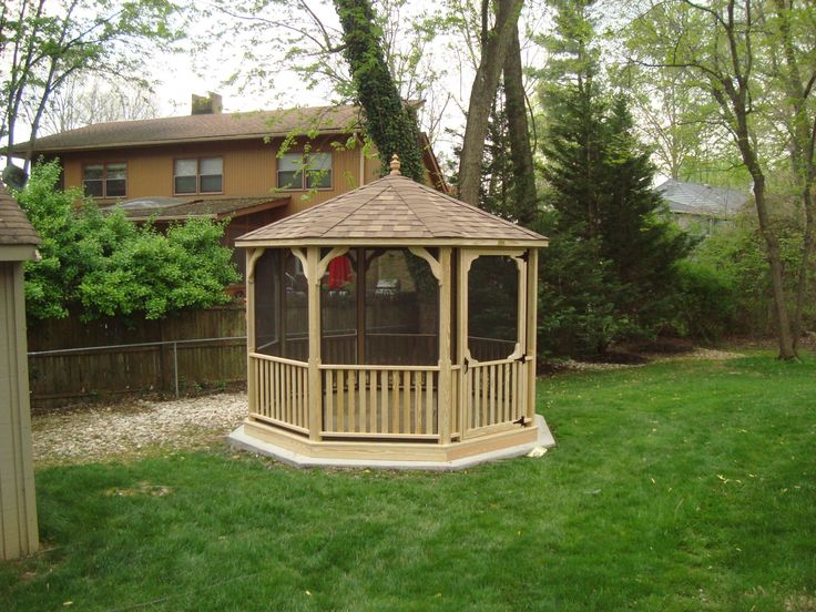 Best Size 12 With Country Wood Screens And Sunset Cedar 400 x 300