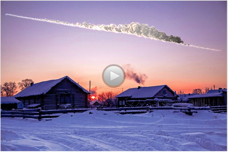 Chelyabinsk Meteor: The Animated Movie - On February 15, 2013, a 60-foot (18-meter) wide chunk of rock streaked across the Russian sky at 42,500 miles per hour, breaking apart as it exploded with 500 kilotons of energy.