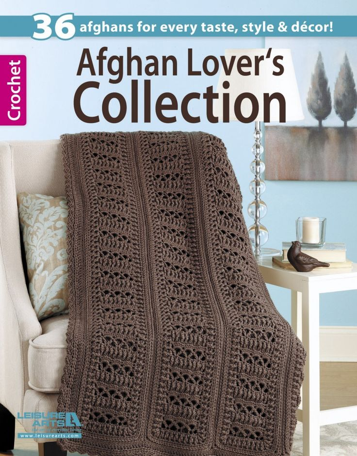 102 best crochet books and magazines images on pinterest crochet afghan lovers collection fandeluxe Gallery