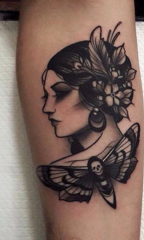 Pari Corbitt Tattoo