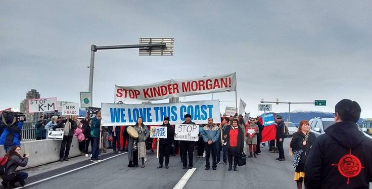 'We have never ceded our lands': First Nations in B.C.'s interior weigh impacts of Kinder Morgan pipeline | rabble.ca