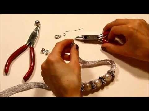 Recycling art coffee bijoux - YouTube