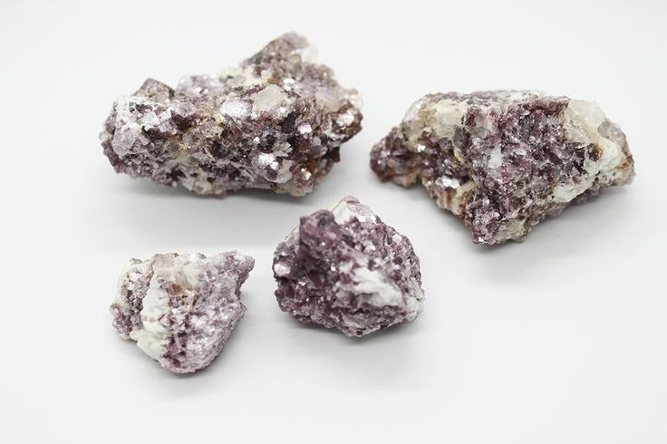 healing crystals lepidolite