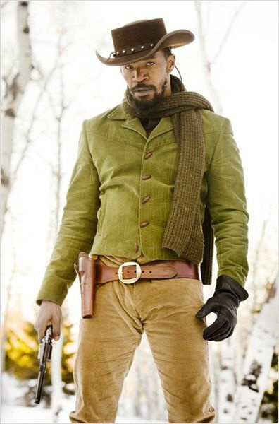 Django Unchained : photo Jamie Foxx