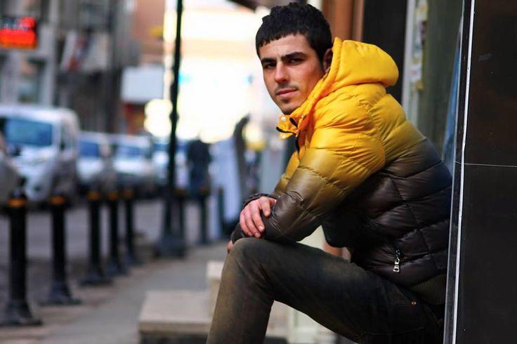 nice shiny / wetlook jacket