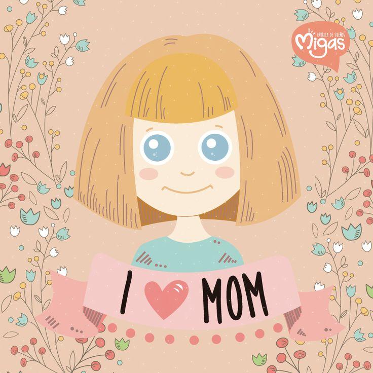 Que este y todos los días sean lo mejor para ellas, ¡Feliz Día Madres! #MigasconMdeMamá