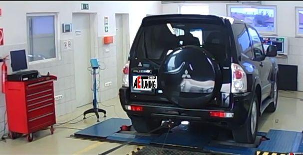 Imádom a Tuningdobozokat… Mitsubishi Pajero 3.2DI-D Tuningbox teszt