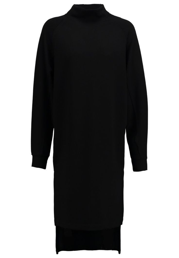 ADPT. ADPTLADDER - Dress in jersey (black)