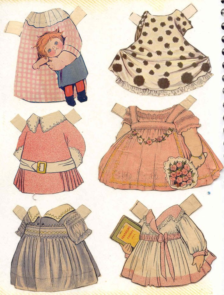 Dolly Dingle outfits 19 * 1500 paper dolls at International Paper Doll Society by artist Arielle Gabriel ArtrA QuanYin5 Linked In QuanYin5 Twitter *