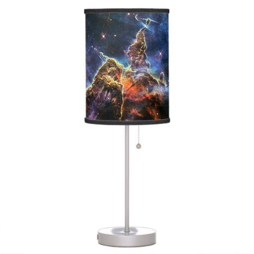 Carina Mystic Mountain desk lamp