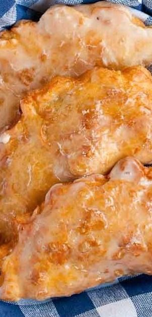 Amish Apple Fry Pie Recipe | NeighborFood