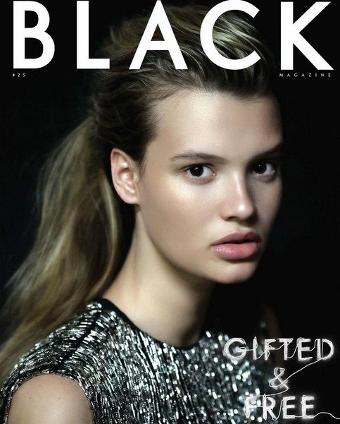 Black Mag 10th Anniversary issue. See our stunning editorial inside…