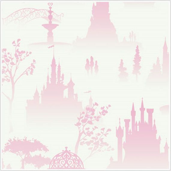 A Great Wallpaper To Be The Background For Your Princess Room! Part 77