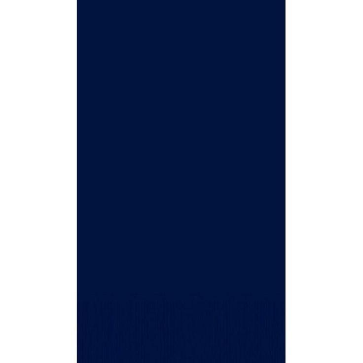 Navy Flag Blue Guest Towel Napkins (40ct)