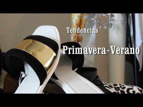 TENDENCIAS PRIMAVERA-VERANO 2014