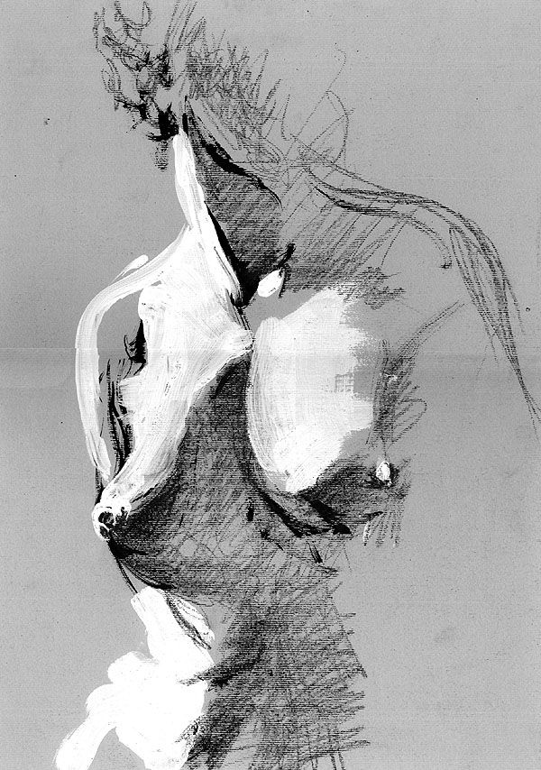 old sketch by ~HanibalLecter on deviantART