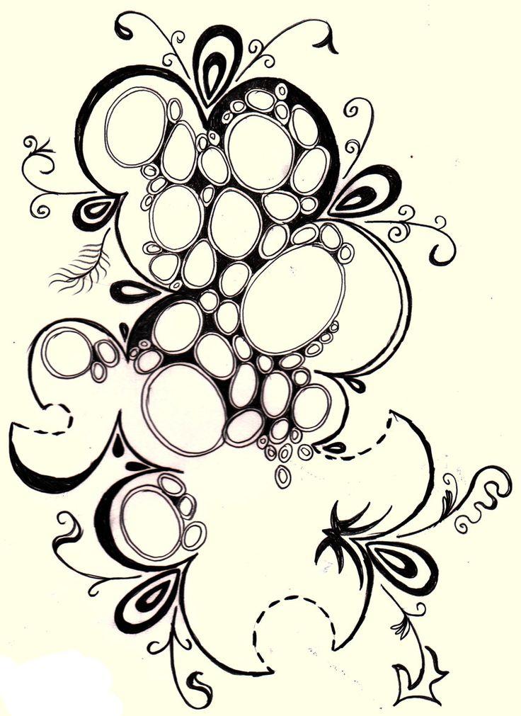 by Vernon Fourie   doodle doodling doodleart zenart scribble