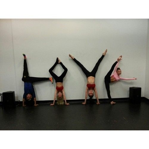 LOVE with the aldc girls!!