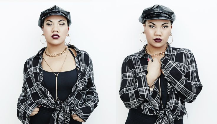 """Parris Goebel's """"polyswagg"""" is all about empowering women."""