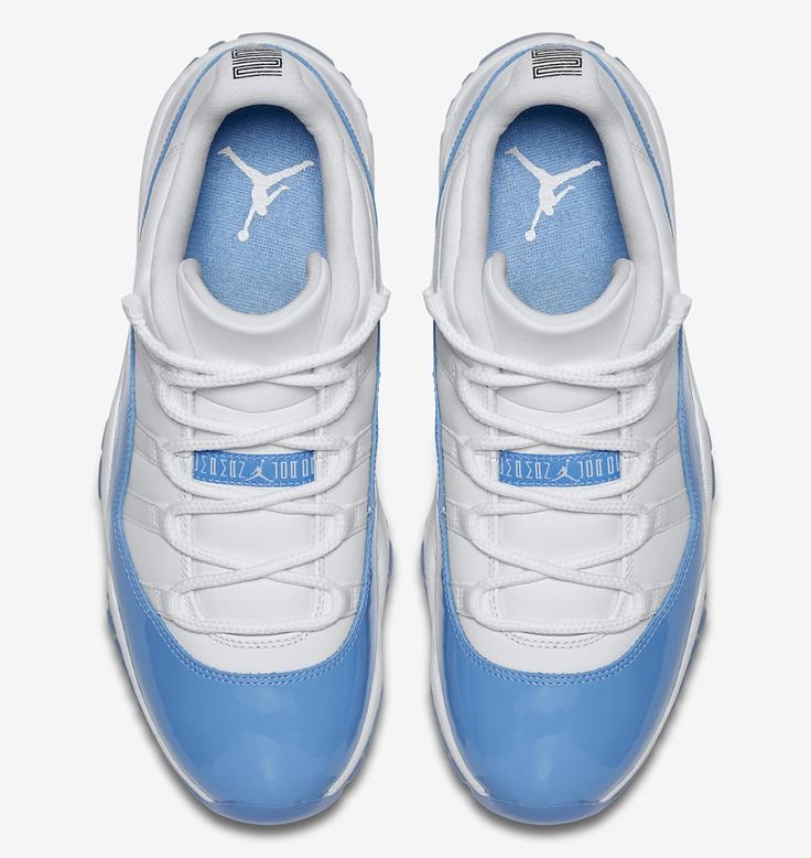 Air Jordan 11 Retro Low 'University Blue' - EU Kicks: Sneaker Magazine