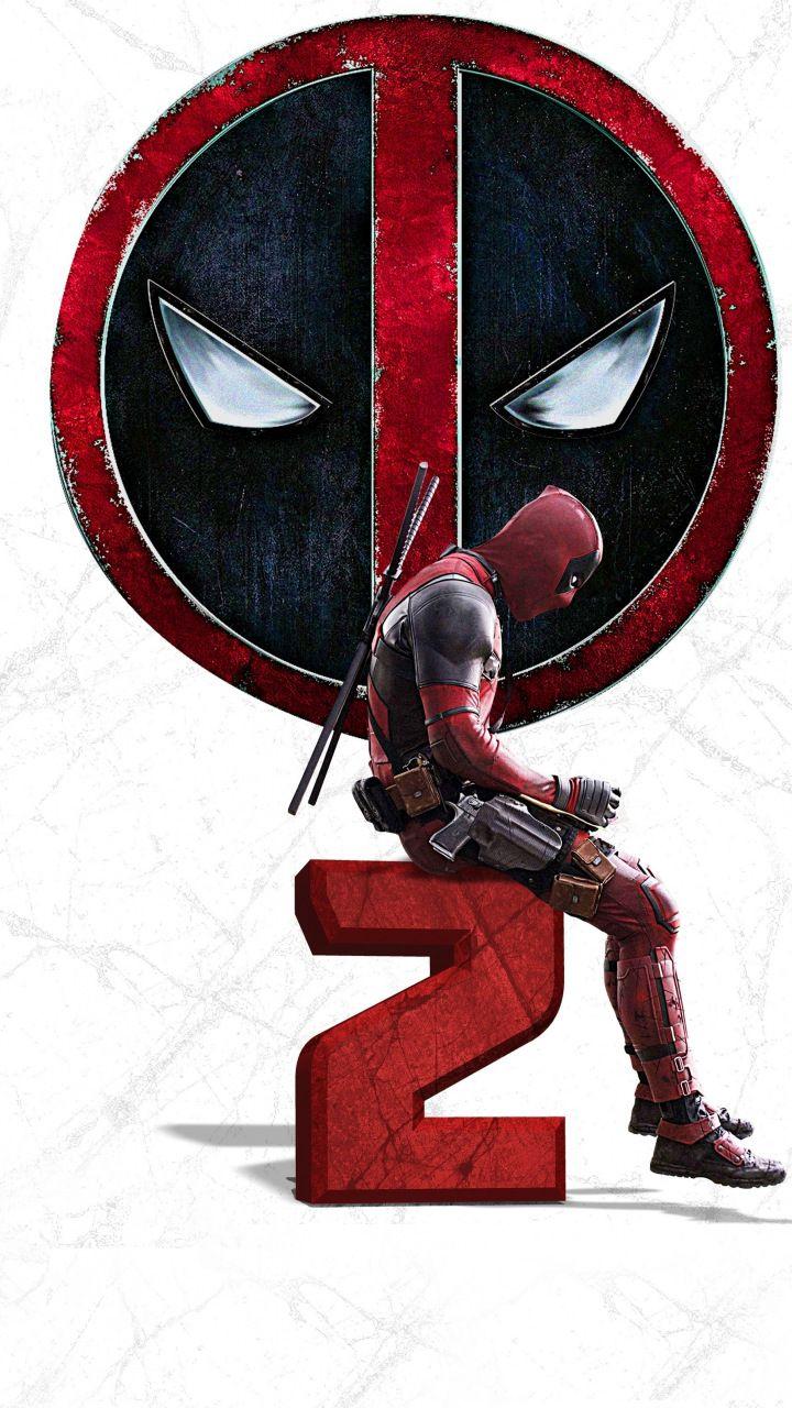 Deadpool 2 2018 Movie Poster 720x1280 Wallpaper Deadpool