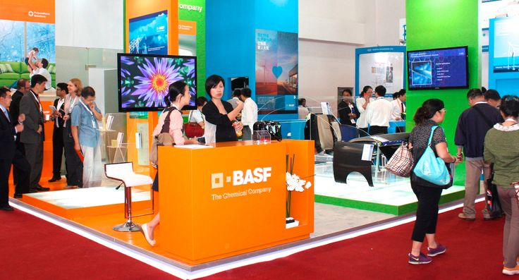 BASF China - Fenestration in Beijing