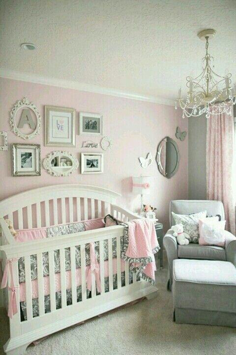 Beautiful Baby girl room....