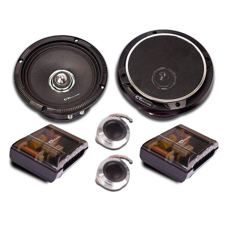 Strato 6.5 Inch Pro Audio Component Set  Sale Price: $99.99