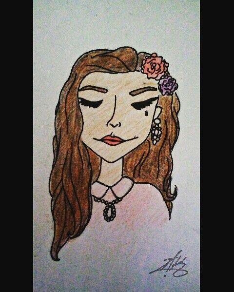 Lana Del Ray Art