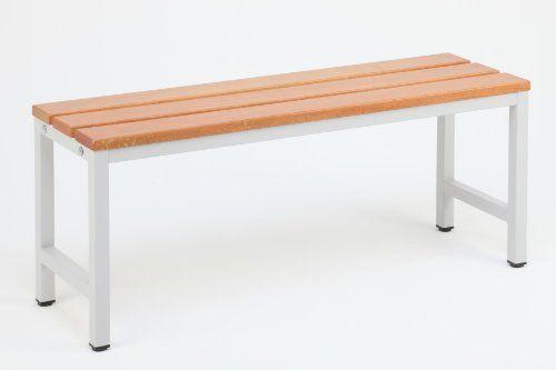 Sitzbank f�r Umkleider�ume 100x30 cm, Marke: Szagato (Umkleidesitzbank, Umkleidebank, Garderobenbank, Bank)