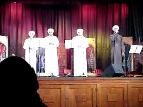 <3 Qasidah Muhammadiyah The Grand Burdah 2009 - Ahbab Al-Mustafa 1