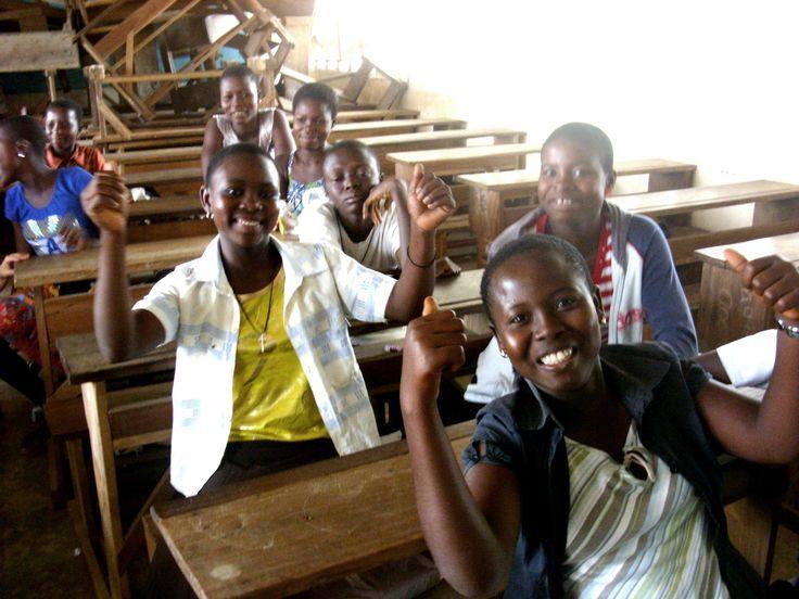 Soutien scolaire - Togo 2013